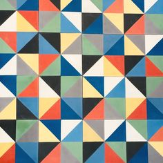 Colours of Morocco 🌈 #handmadeinmorocco #cementtiles #thorntonstudiotiles #cementtiles #nzcementtiles #encaustictilesnz