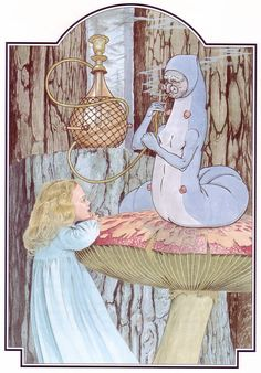 Nick Hewetson: Alice in Wonderland Lewis Carroll, Alice Day, Alice Blue, Alice In Wonderland 1, Adventures In Wonderland, Illustrations, Illustration Art, Plant Art, Through The Looking Glass