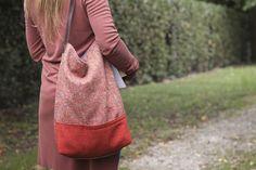 SOFT BAG  #wool&Leather #F/W2015  info.mandulis@gmail.com www.mandulis.it
