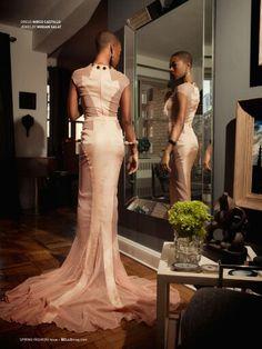 Inspiration for the Burlexe burlesque range of lingerie at http://burlexeboutique.com/  Original: Samira Wiley