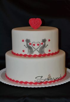 Love cake Love Cake, Cakes, Sweet, Desserts, Food, Meal, Deserts, Essen, Hoods