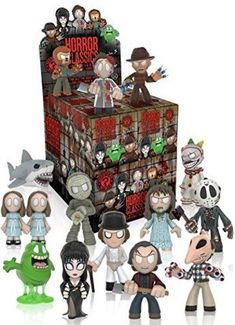 - Michael Meyers Series 1 Horror Classics Funko Mystery Mini Halloween - 2//24 Rarity RARE!