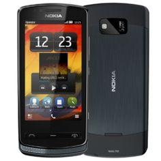 Nokia 700 Black Grey