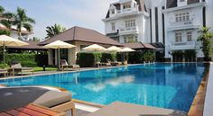 Hosted in a beautiful, classic French villa next to Thao Dien Village, Villa Song offers a lavish environment, highlighted by great food and stunning views...