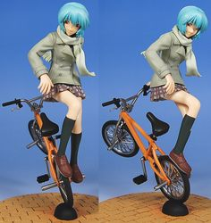 Truco Rei Ayanami BMX Ver. (Figura) Imagen del producto 5