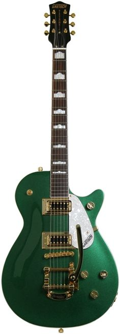Gretsch Electromatic G5432TG Pro Jet Sweetwater Exclusive - Green, Bigsby.jpg