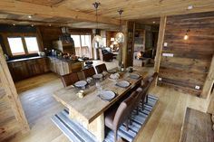 Le Chalet des Envers | Authentic Luxe Locations