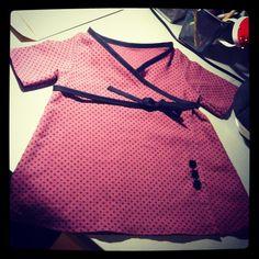 Tuto DIY : Robe portefeuille