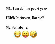#barbie 😹😹😹😹 Funny School Jokes, Very Funny Jokes, Crazy Funny Memes, Really Funny Memes, Funny Facts, School Memes, Funny True Quotes, Jokes Quotes, Funny Relatable Memes