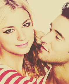 Amanda and Daniel, Revenge. Emily Vancamp and Josh Bowman. I still love Jack, but come on! Daniel is adorable.