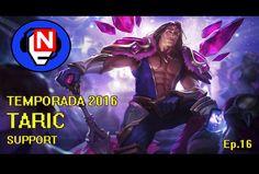 TARIC SUPP el nuevo taric OP Ep. 16 - League of Legends en español