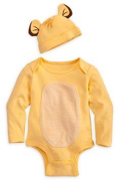 Simba Disney Cuddly Bodysuit Set for Baby - Personalizable Disney store Disney Baby Clothes, Baby Kids Clothes, Baby Disney, Disney Jr, Disney Nursery, Lion King Nursery, Lion King Baby Shower, Baby Boy Outfits, Kids Outfits