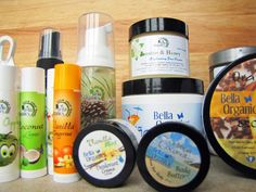 COLORFUL CANARY - Organic And Natural Living: Bella Organics Skincare Haul | Friday Finds