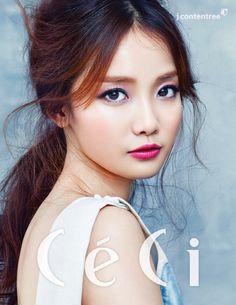 2015.02, CeCi, Ha Yeon Soo