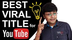 How To Write Title For YouTube Video That Get Views 2021 | How To Write ...