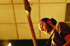 Federico Colombo Born By ChancE - Circolo Libero Pensiero ( Lecco ). Fotografie di Chiara Arrigoni del gruppo musicale italiano alternative rock Born By Chance, READY FOR EXTINCTION? #readyforextinction #bornbychance #lecco #rock #music