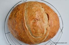 cum se face paine de casa reteta Bread Recipes, Cake Recipes, Romanian Food, Pastry And Bakery, Home Food, Sandwiches, Food And Drink, Healthy Recipes, Healthy Foods