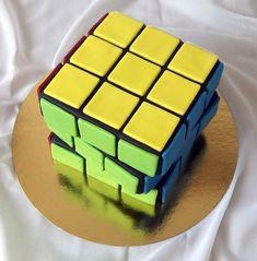 Domácí narozeninový dort od cukrářek z cukrárny Moje cukrářství Cube, Toys, Activity Toys, Clearance Toys, Gaming, Games, Toy, Beanie Boos