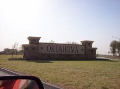Welcome to windy, but beautiful, Oklahoma!