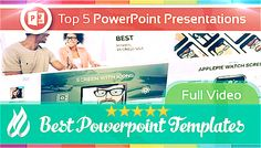 [PPT] Top5 // Best Powerpoint Templates | Main  | Full HD ᗍ Watch Video on YouTube: http://www.youtube.com/watch?v=pySZEYvP6lc