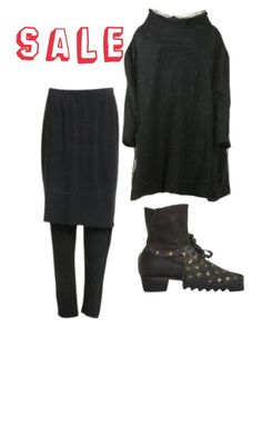 """SALE: Rundholz Black Label"" by idaretobe ❤ liked on Polyvore featuring Rundholz, Papucei, women's clothing, women's fashion, women, female, woman, misses and juniors"