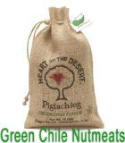 1 lb Green Chile Flavored Nutmeats Burlap Kosher Pistachios from Eagle Ranch, Alamogordo, New Mexico special price – Elite Wine Deals Alamogordo New Mexico, Heart Of The Desert, Pistachio Green, Wine Deals, Pistachios, Chile, Ranch, Burlap, Unique Gifts