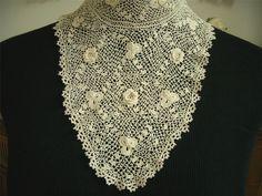 Auctiva Image Hosting/ Irish Crochet Lace