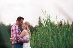 Melanie + William  Edmonton Wedding Photographer - Rhiannon Sarah Photography - Elk Island Engagement Session - Alberta