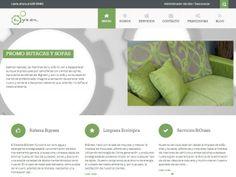 Páginas y plantillas tuneadas de Wordpress, arriba el software libreeeee!