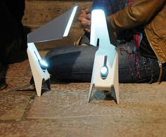 Reconquer Public Space With Wear-It-Yourself Furniture - DesignTAXI.com