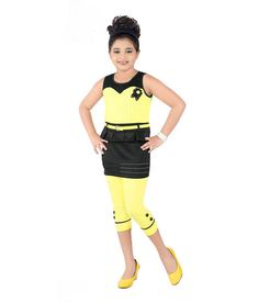 Loved it: Elite Yellow Casual Top With Leggings, http://www.snapdeal.com/product/elite-yellow-casual-top-with/623886931243