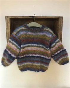Knitting For Kids, Baby Knitting Patterns, Crochet For Kids, Chrochet, Knit Crochet, Men Sweater, Sweaters, Inspiration, Design