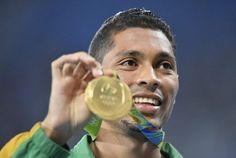 Bolt inspired me to break world record — Van Niekerk - News