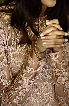Fuck Yeah Fashion Couture   Backstage Elie Saab Haute Couture Fall-Winter 2015