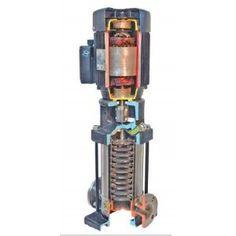 Electrobomba Vertical Multietapa 2,0 Cv - Mister Agua
