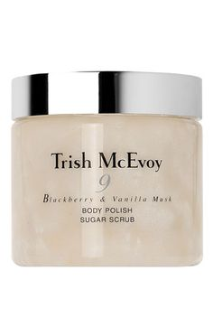 Trish McEvoy 'No. 9 Blackberry & Vanilla Musk' Body Polish Sugar Scrub available at #Nordstrom
