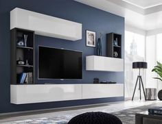 Full size of kids room curtains ideas online storage i black white wall unit modern appealing . entertainment wall ideas built in center plans . Entertainment Wall Units, Entertainment Center Wall Unit, Entertainment Furniture, Tv Cabinet Design, Tv Wall Design, Tv Design, Modern Design, Cabinet Storage, Minimalist Design
