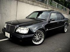 Mercedes-Benz E-class (w124)