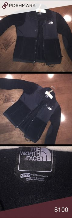 Women's XS black North Face Women's XS black North Face fairly new for sale North Face Jackets & Coats