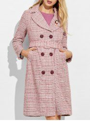 Trench Coats For Women   Double Breasted, Long & More - Sammydress.com