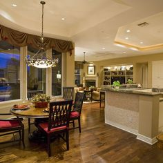 Open Concept Living Room Kitchen And Room Kitchen On Pinterest