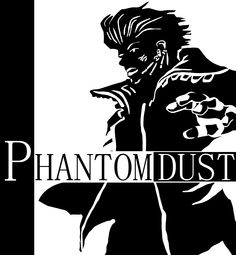 Phantom Dust Vector B/W