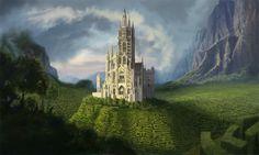 Maze by digital-fantasy.deviantart.com on @DeviantArt