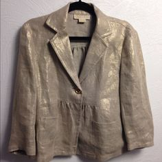 Michael Kors.Firm Like new no stains no rips Michael Kors Jackets & Coats Blazers