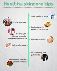 Skincare Tips by Petunia Skincare