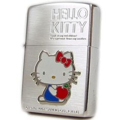 Zippo - Hello Kitty Color Relief