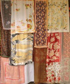 COVENT GARDEN - Handmade Gypsy Curtains Bohemian Global Hippie Style