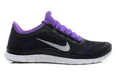 Where To Buy Nike Free Nike Free Mens Original Black Laser Purple White Reflective Silver 580393 016 Purple Sneakers, Sneakers Nike, Nike Free 3, Cheap Shoes, Buy Cheap, Nike Air Max, Running, The Originals, Silver
