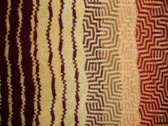Textile And Knitwear Designs By Karen Allen