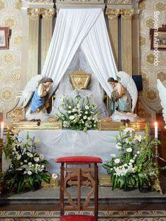 El Señor del Hospital: Los Monumentos de Semana Santa en Salamanca